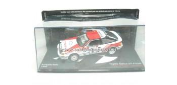 miniature car Toyota Celica GT-Four C Sainz - L. Moya 1/43