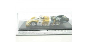 miniature car Porsche 956 winner Le Mans 1984 1/43 Ixo
