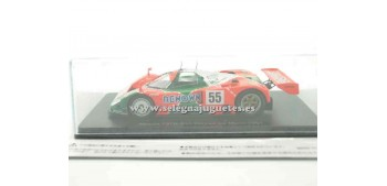 miniature car Mazda 787B Winner Le mans 1991 1/43 Ixo