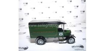 miniature car Ford TT Van 1926 New York (Policia) Matchbox