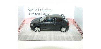 Audi A1 Quattro escala 1/43 Mondo Motors Coche miniatura