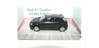 coche miniatura Audi A1 Quattro 1/43 Mondo Motors