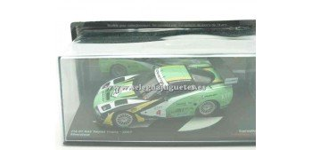 miniature car Corvette C5R Silverstone 2007 1/43 Ixo