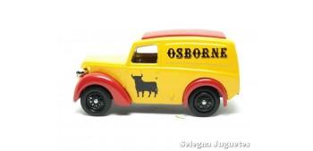 coche miniatura Morris Z Van Osborne Corgi furgoneta