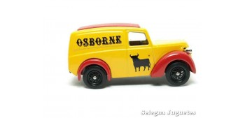 Morris Z Van Osborne Corgi furgoneta