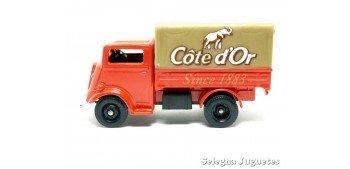 Forson 7V Truck - Cóte D'or Corgi van