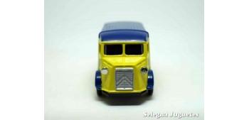 coche miniatura Citroen Type H Michelin Corgi furgoneta