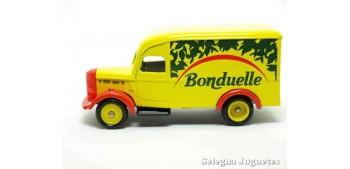 miniature car Dodge Truck Bonduelle Corgi van