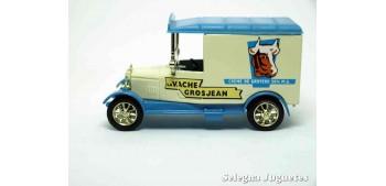 miniature car Ford A Van La Vache Grosjean Corgi