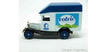 Ford A Van Volvic Corgi miniature