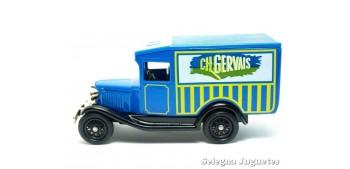 coche miniatura Ford A Van Ch Gervais Corgi furgoneta