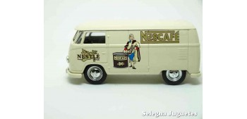 miniature car Volkswagen Transporter Nescafe Van