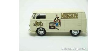 miniature car Volkswagen Transporter Nescafe Van