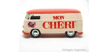 coche miniatura Volkswagen Transporter Mon Cheri Corgi