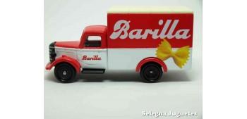miniature car Bedford 30 CWT Van Barilla Corgi