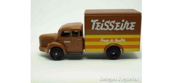 coche miniatura Berliet Glr Teisseire Corgi furgoneta