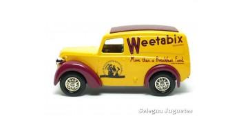 coche miniatura Morris Z Van Weetabix Corgi furgoneta