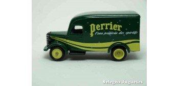 miniature car Bedford 30 CWT Van Perrier Corgi van