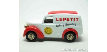 coche miniatura Morris Z Van Lepetit Corgi furgoneta