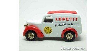Morris Z Van Lepetit Corgi van