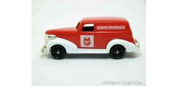 miniature car Chevrolet Van La Casera Corgi van