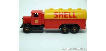 coche miniatura Scamell Shell Corgi furgoneta