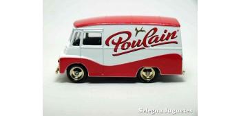 Morris Ld 150 Van Poulain corgi furgoneta