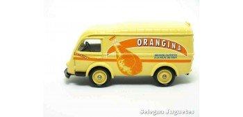 miniature car Renault 1000 Kg Orangina Corgi van