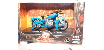 lead figure Indian Scout-Racer 1929 escala 1/32 New Ray
