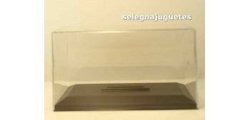 coche miniatura Vitrina expositora urna Furgoneta y coche alto