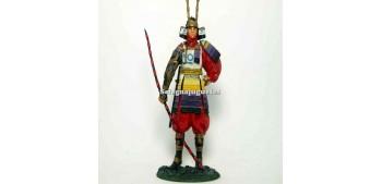 lead figure SAMURAI YOSHITUNE 90 mm ALTAYA