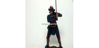 soldado plomo Samurai Momoyama Soldado Plomo escala 90 mm Altaya