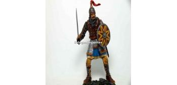 Guerrero Mongol Soldado Plomo escala 90 mm Altaya
