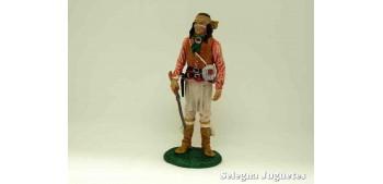 Guerrero Apache - Indio - Soldado Plomo 90 mm Altaya figura