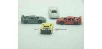 miniature car Ferrari F40 escala 1/160 Euro Model Small scale