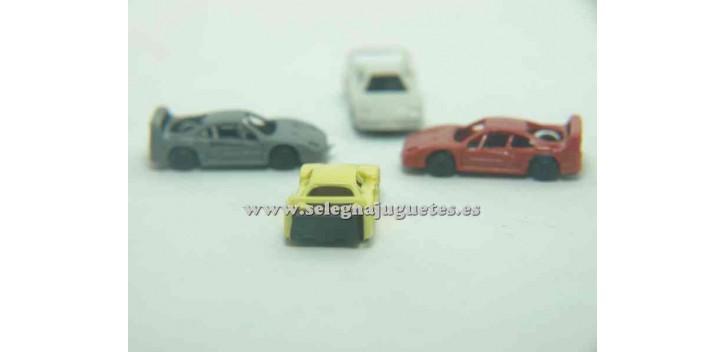 coche miniatura Ferrari F40 escala 1/160 Euro Model Coche a