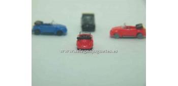 coche miniatura Volkswagen Beetle cabrio escala 1/160 Euro