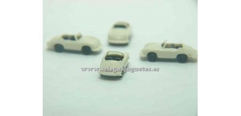 miniature car Porsche 356 escala 1/160 Euro Model Small scale