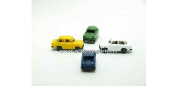 miniature car Trabant escala 1/160 Euro Model Small scale car