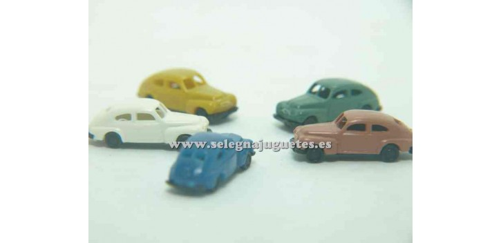 coche miniatura Volvo PV 540 escala 1/160 Euro Model Coche a