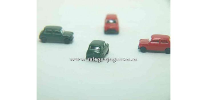coche miniatura Mini Rover escala 1/160 Euro Model Coche a