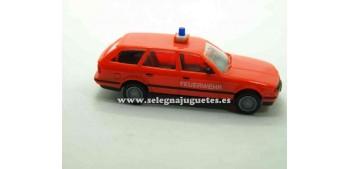 coche miniatura Bmw 525i 1/87 Herpa Bomberos
