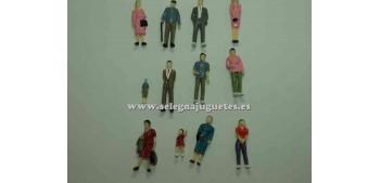 12 Figures - Diorama 1/43 (item without box)