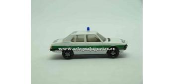 miniature car Bmw 528i 1/87 Herpa Polizei