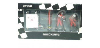 Panasonic Toyota Racing set 01 1/43 Minichamps