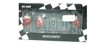 Panasonic Toyota Racing set 03 1/43 Minichamps