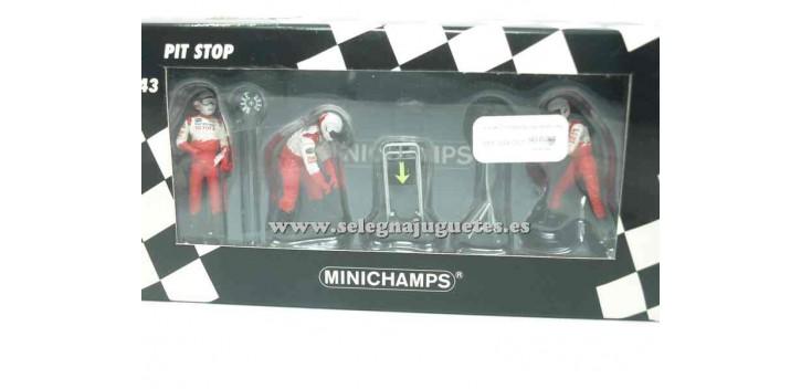Panasonic Toyota Racing set 03 1/43 Minichamps