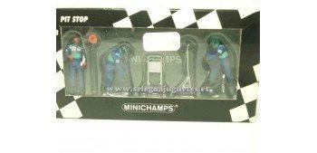Sauber Petronas set 01 1/43 Minichamps