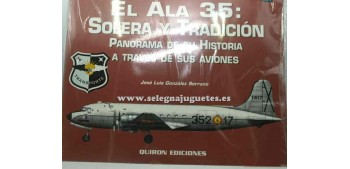 Airplene - Book - El Ala 35 Solera y tradición