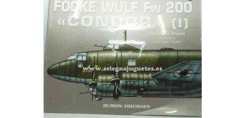 Avión - Libro - Focke Wulf FW 200 Condor I